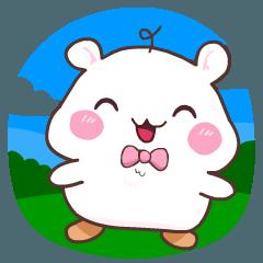 Cute Little Hams (Milky)