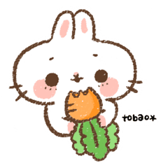 tobao's sweet rabbit