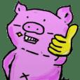 Tebichi the Miniature Pig