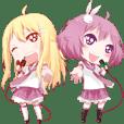 マユキ&ヒナ