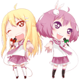 Mayuki & Hina