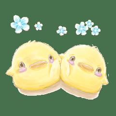 小鳥たちの休日