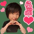 Takeshima Hiroshi Sticker