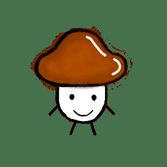 Cutty Mushroom