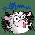 Baa!! I am a sheep.