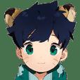 TBKのふわふわ可愛い少年日本語バージョン