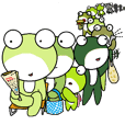 Happy Frog-Dragon Boat Festival