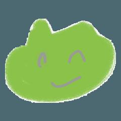 Frog returns