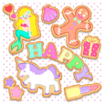 Decorate Iced Cookies:Happy animals