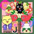 猫のレイちゃん・4 「季節のイベント」J