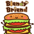 "20 different buns ""Blendy Briend"""