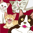 猫が好きっ!