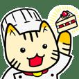 Pretty cat Nyanda-san2