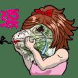 イグアナ子さん