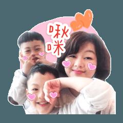 心怡小姐&QQ版Family