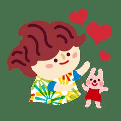葵葵和兔寶-日常用語