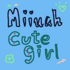 miinah cutegirl