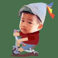 Hsuan's stickers