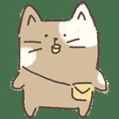 香腸嘴貓貓