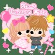 Stamp Ungkapan Cinta