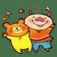 ピギー&テディ