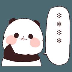 Yururinpanda -Custom Sticker!-