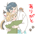 Etoirokoizoushi Sticker