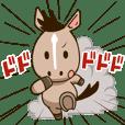 I am horse