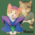 佐藤邦雄の動物たち「日本スタイル」