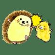 関西弁ハリネズミ&ハムスター