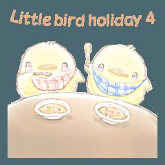 Little bird holiday 4
