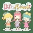ikki&friends