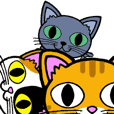 ネコ.ねこ.猫!!!