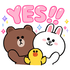 LINE Characters  Cute and Soft Sounds – LINE stickers  ff2fe821d9