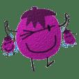 messenger of a eggplant(Onasu-chan) 2