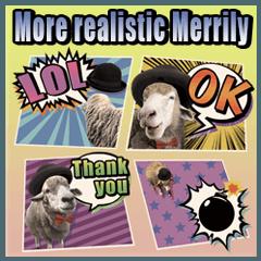 More realistic Merrily