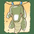 小鱷魚先生的日常