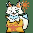 rice cake fox AGEO