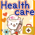 Natural cat, health care & sick english