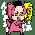 PAO Tsumeko Sticker