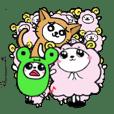 コスプレ羊は宇宙人