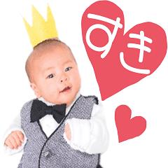 キュートな赤ちゃんスタンプ☆