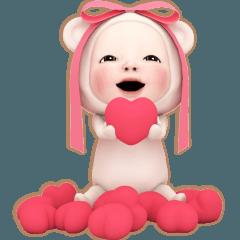 熊毛巾【#2】日常