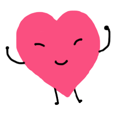 Lovely Pink Heart