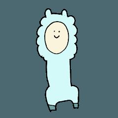 alpaca's wonderful life