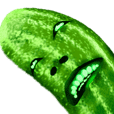 Cucumber Man : ha ha man