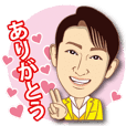 Sticker of Kohei Fukuda