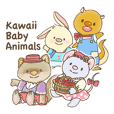 Kawaii baby animals