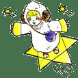 コメットちゃん☆12星座スタンプ