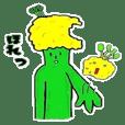 緑黄色野郎、お前はブロッコリーかパセリか